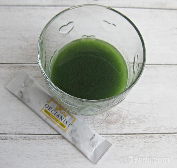 オルチャニスト 韓国 青汁